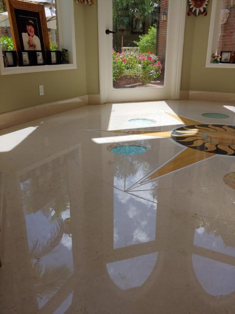 Surface Sanity Terrazzo Marble Polish Cleaning